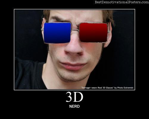 3D Nerd