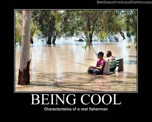 Cool Fisherman
