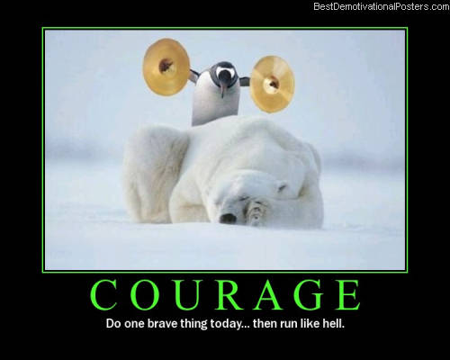 Courage - Brave