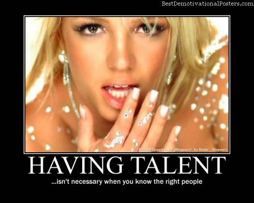 Having Talent