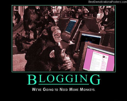 Blogging Monkeys