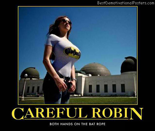 Careful-Robin-Best-Demotivational-Poster