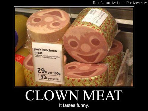 Clown Meat