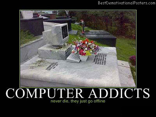 Computer Addicts