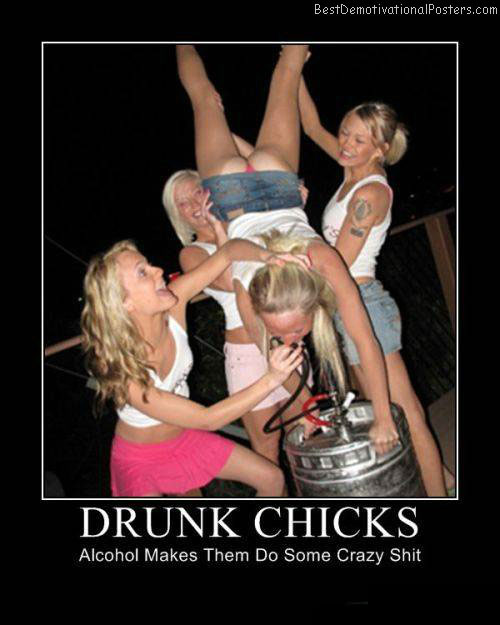 Drunk Chicks