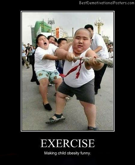 Exercise-Demotivational-Poster