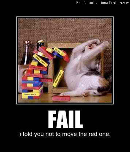 Fail – I Told You