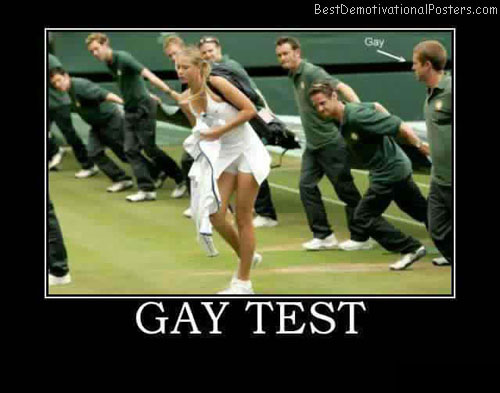 Gay Test For Men