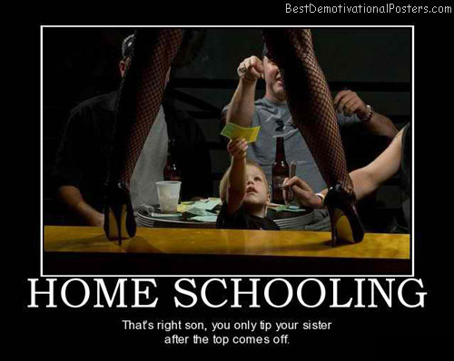 Home-Schooling-Demotivational-Poster