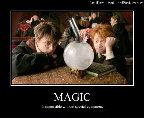 Magic-Best-Demotivational-Poster