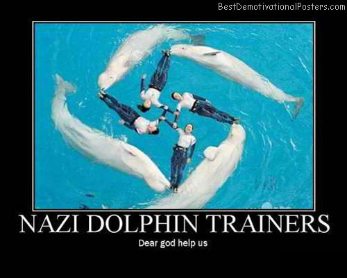 Nazi Dolphin Trainers