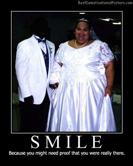 Smile-Wedding-Demotivational-Poster