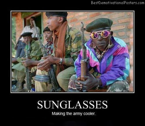 Sunglasses For Army