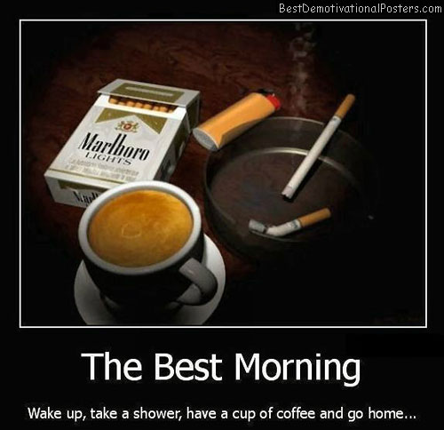 The-Best-Morning-Demotivational-Poster