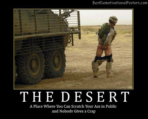 The-Desert-Best-Demotivational-Poster