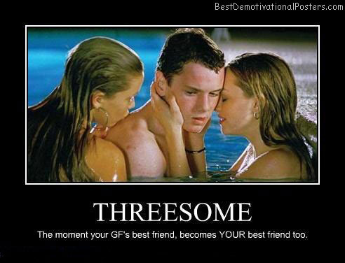 Threesome-Best-Demotivational-poster