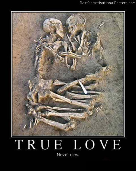 True-Love-Demotivational-Poster