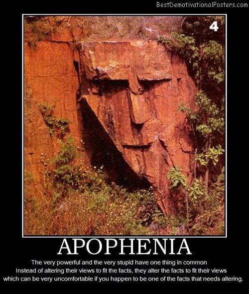 Appophenia