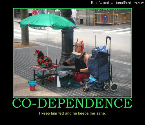 co-dependence-demotivational-poster