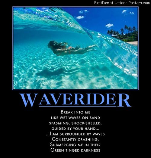 Wawereader Demotivational Poster