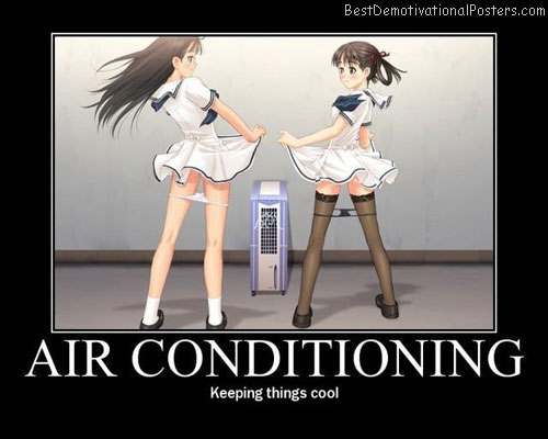 Air Conditioning Keeping Things Cool