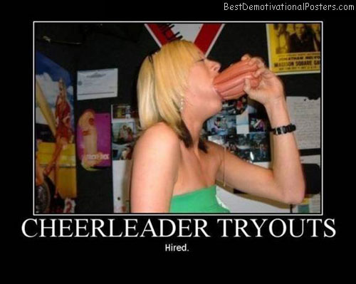 Cheerleader-Best-Demotivational-poster
