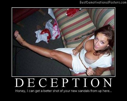 Deception-Best-Demotivational-Poster