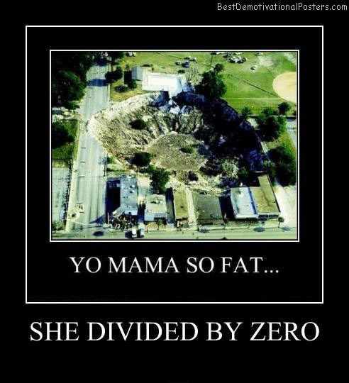 Divided-by-zero-Best-Demotivational-poster