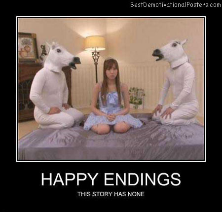 Happy-endings-Best-Demotivational-poster
