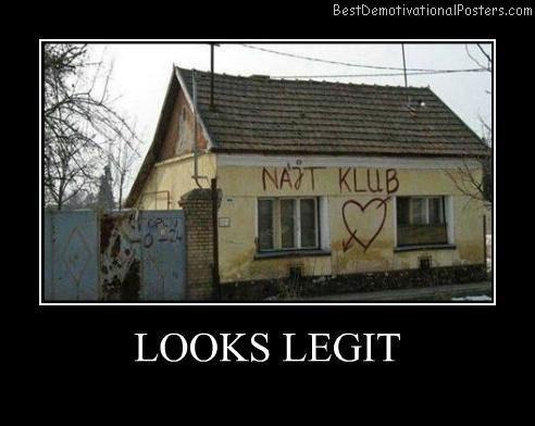 Looks Legit