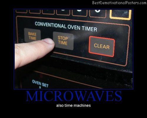 Microwaves Time