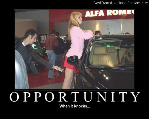 Opportunity-Best-Demotivational-poster