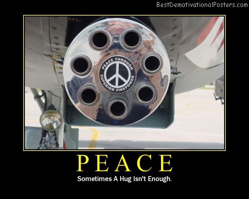 Peace-Best-Demotivational-poster