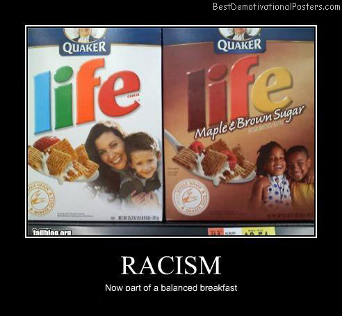 Racism-Best-Demotivational-poster