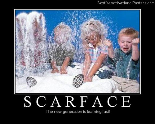 Scarface Games