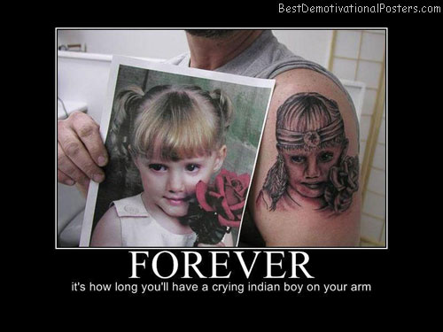 Tattoo-Best-Demotivational-poster
