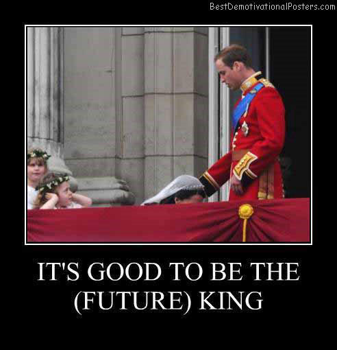 The-new-king-Best-Demotivational-poster