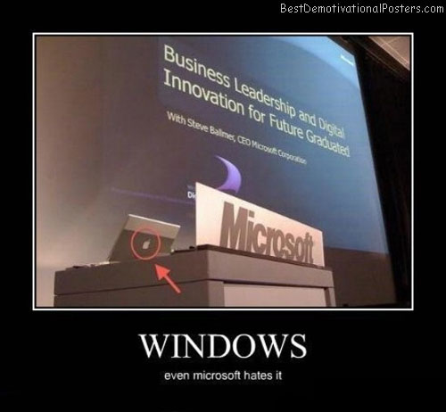 Windows-Best-Demotivational-poster