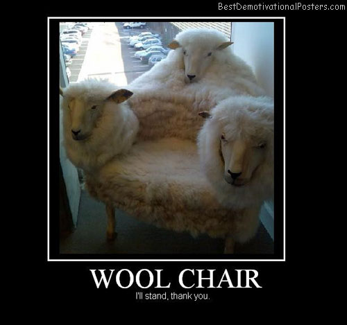 Wool-chair-Best-Demotivational-poster