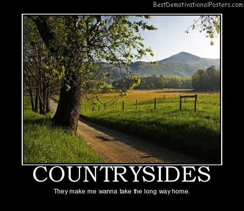 COUNTRYSIDES