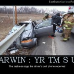 Darwin yr tm s up darwin awards corner smoking darwin s theory mom off