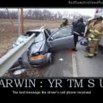 Darwin yr tm s up darwin awards corner smoking darwin s theory mom off