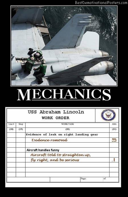 F18 Hornet Repairs