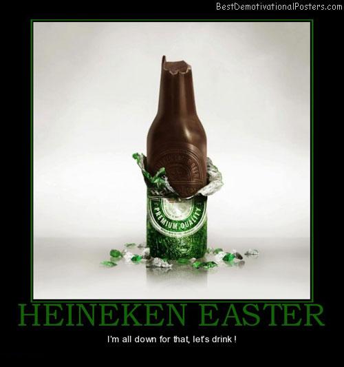 Heineken Easter