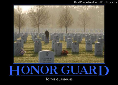 honor-guard-eagle-guarding-military-graves-best-demotivational-posters