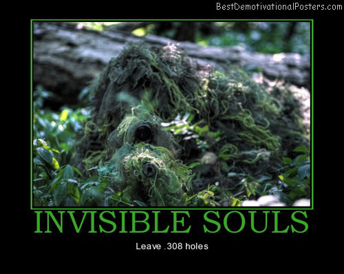 Invisible Souls