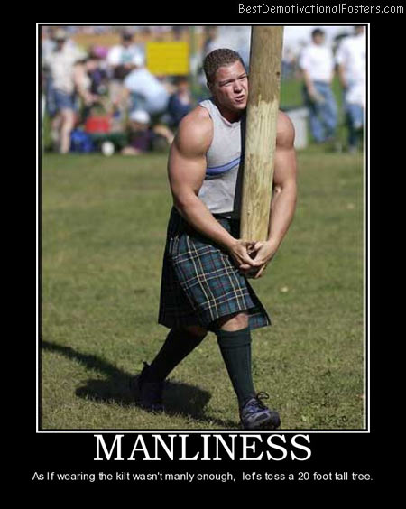 manliness-kilted-best-demotivational-posters