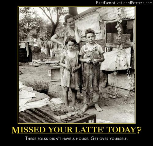 Missed Your Latte Today?