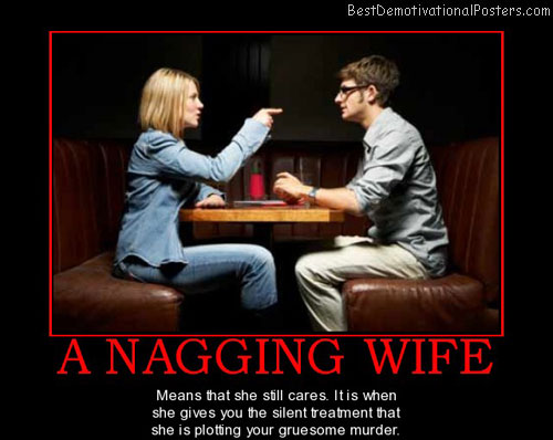 A Nagging Wife