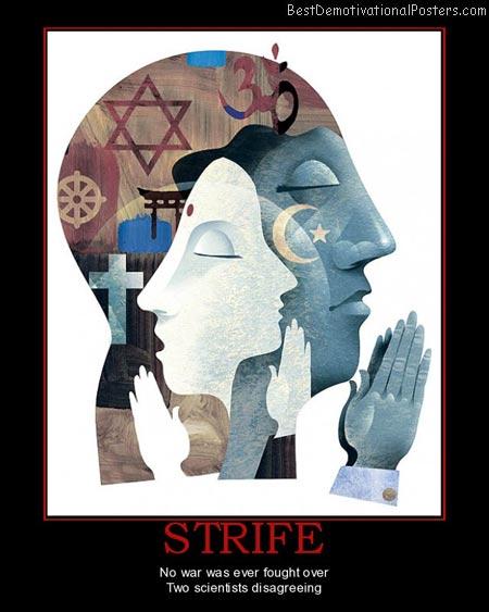 strife-war-science-progress-best-demotivational-posters